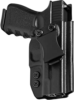 Concealment Express IWB KYDEX Holster (Black) – Inside Waistband – Adj. Cant..