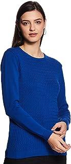ABOF Women's Blouson Cotton Pullover