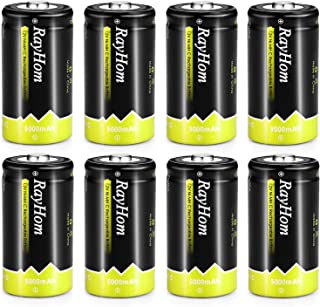 Best c size rechargeable battery india Reviews