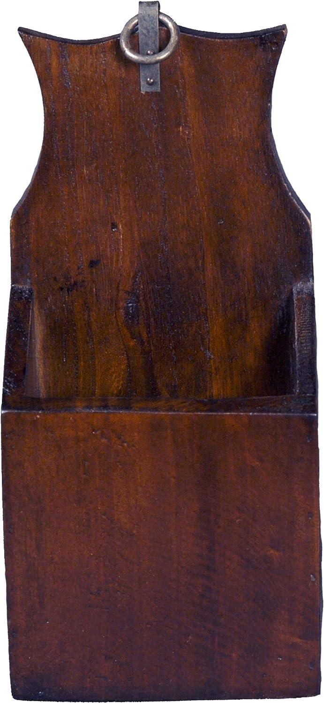 Antique Revival Wooden Holder Under blast sales Natural Sales for sale Mail