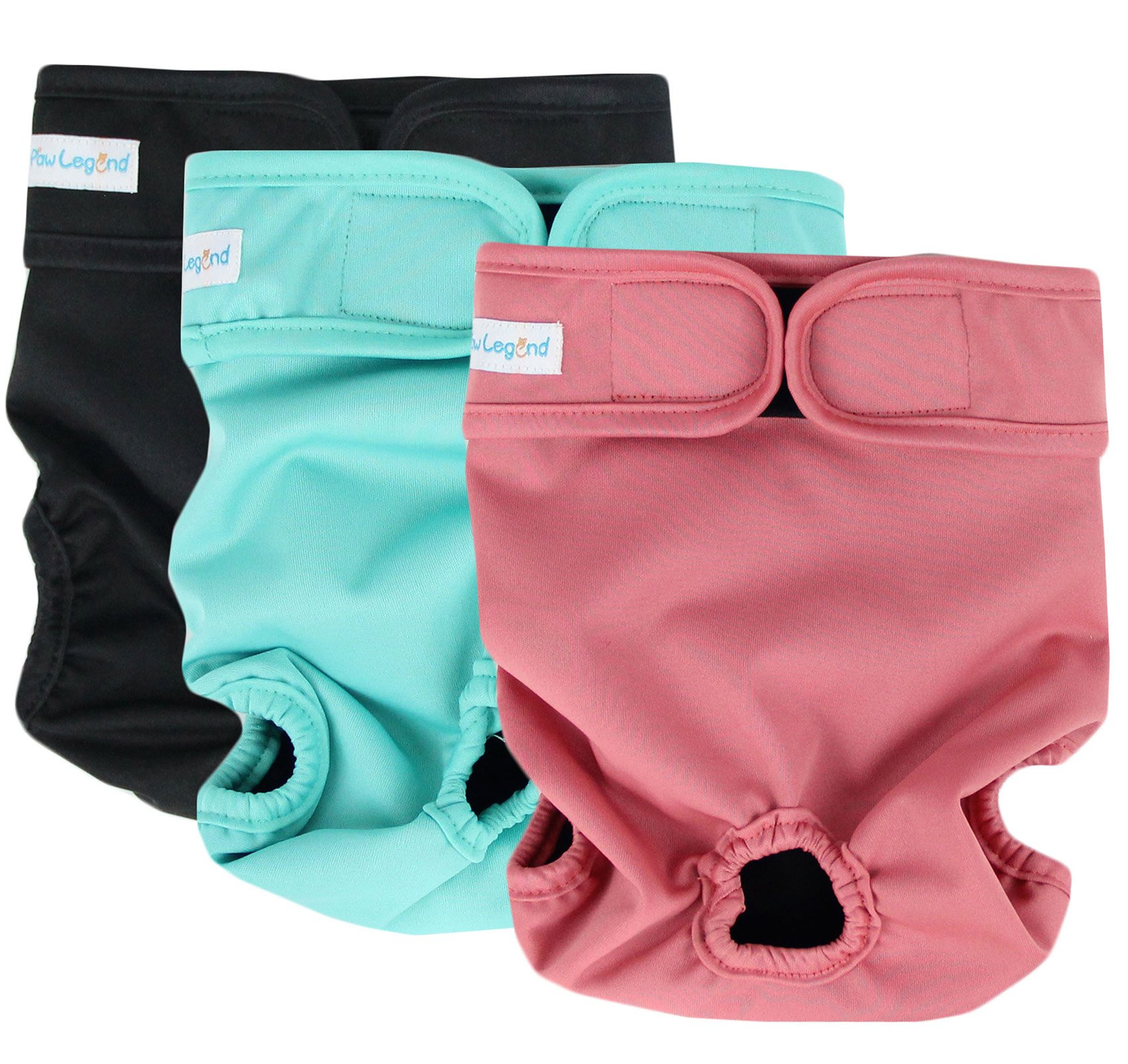 Paw Legend Reusable Female Diapers