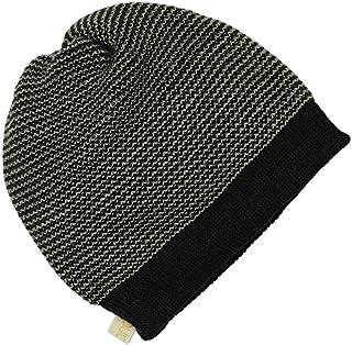 Disana Disana Beanie aus kbT-Merino-Schurwolle für Baby und Kinder 2=46-50 cm, Anthrazit-melange