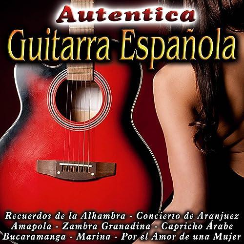 Autentica Guitarra Española de Antonio De Lucena en Amazon Music ...