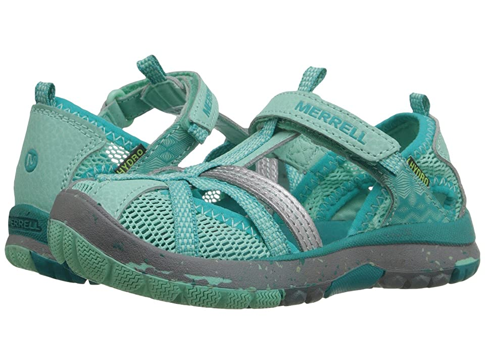 Merrell Kids Hydro Monarch (Toddler/Little Kid/Big Kid) (Turquoise) Girls Shoes
