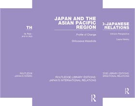 Routledge Library Editions: Japan's International Relations (5 Book Series)