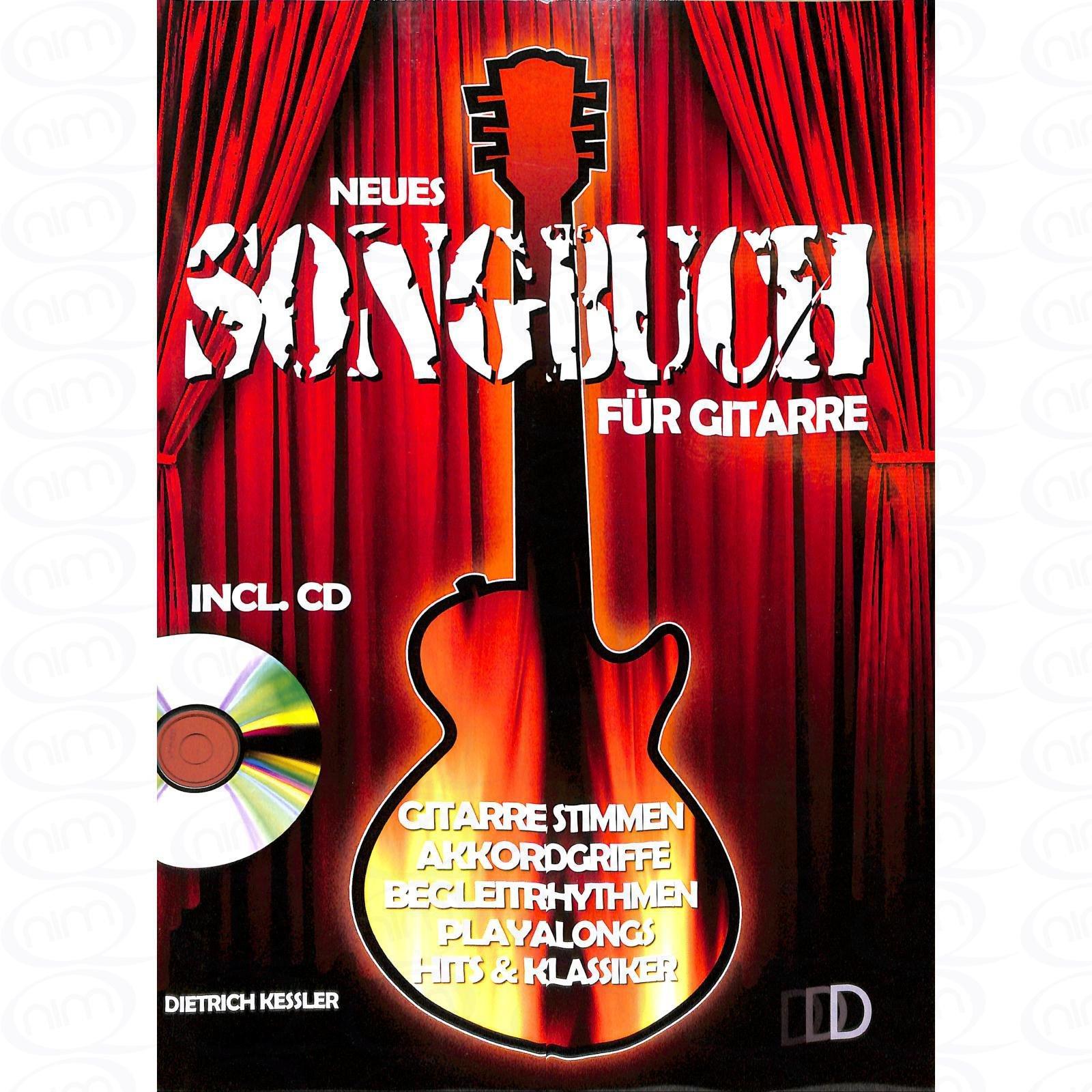 NUEVO Song libro para guitarra – Arreglados para Acordes de guitarra – – con CD [de la fragancia/Alemán]: Amazon.es: Instrumentos musicales