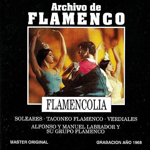 Archivo de Flamenco, Vol. 18: Flamencolia con Alfonso y Manuel Labrador