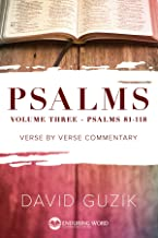 Psalms 81-118 Commentary