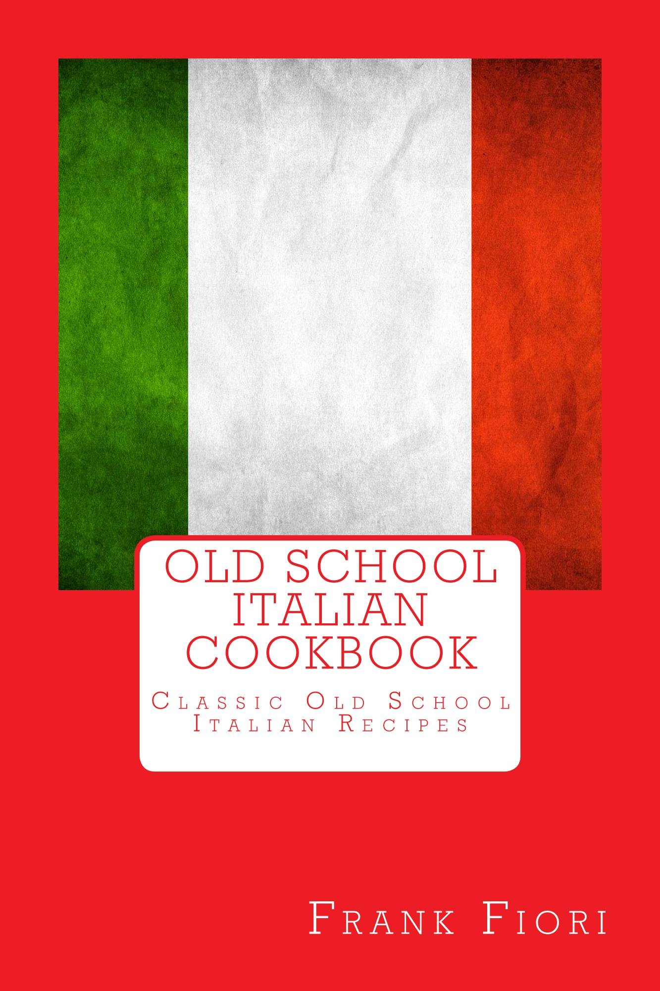 Image OfOld School Italian Cookbook