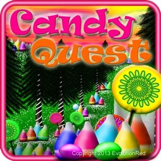 Candy Quest - Hidden Objects