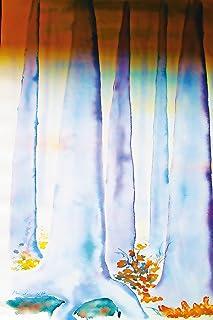 Artland Qualitätsbilder I Bild auf Leinwand Leinwandbilder Wandbilder 80 80 80 x 120 cm Landschaften Wald Malerei Lila D6TL in Den Himmel Wachsen B07C5FQM21  Schnäppchen 17ea7d