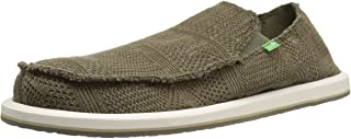 Sanuk Mens 1019347 Yew-Knit