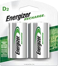 Best d size lithium battery rechargeable Reviews