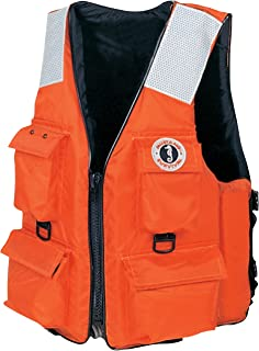 Mustang Classic Industrial PFD with 4 Pockets