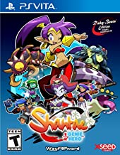 $60 » Shantae: Half-Genie Hero - Risky Beats Edition - PlayStation Vita