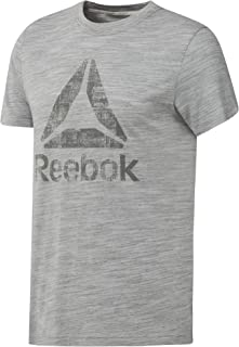 Reebok Mens Short Sleeve D94172-P