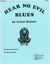 Hear No Evil Blues - Piano Duo (2 Pianos, 4 Hands)