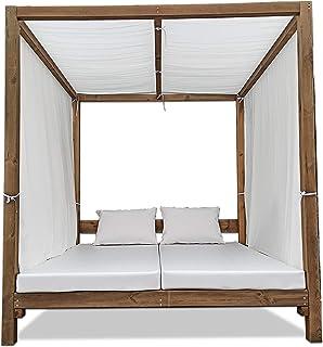 Amazon.es: cama balinesa: Jardín