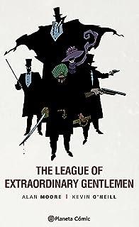 The League of Extraordinary Gentlemen nº 01/03 (Trazado) (Biblioteca Alan Moore)