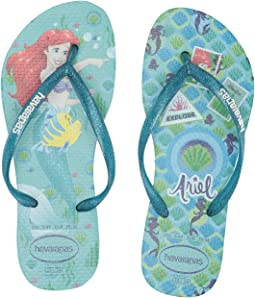 30e04cbba Ice Blue. 22. Havaianas Kids. Slim Princess Flip Flops ...