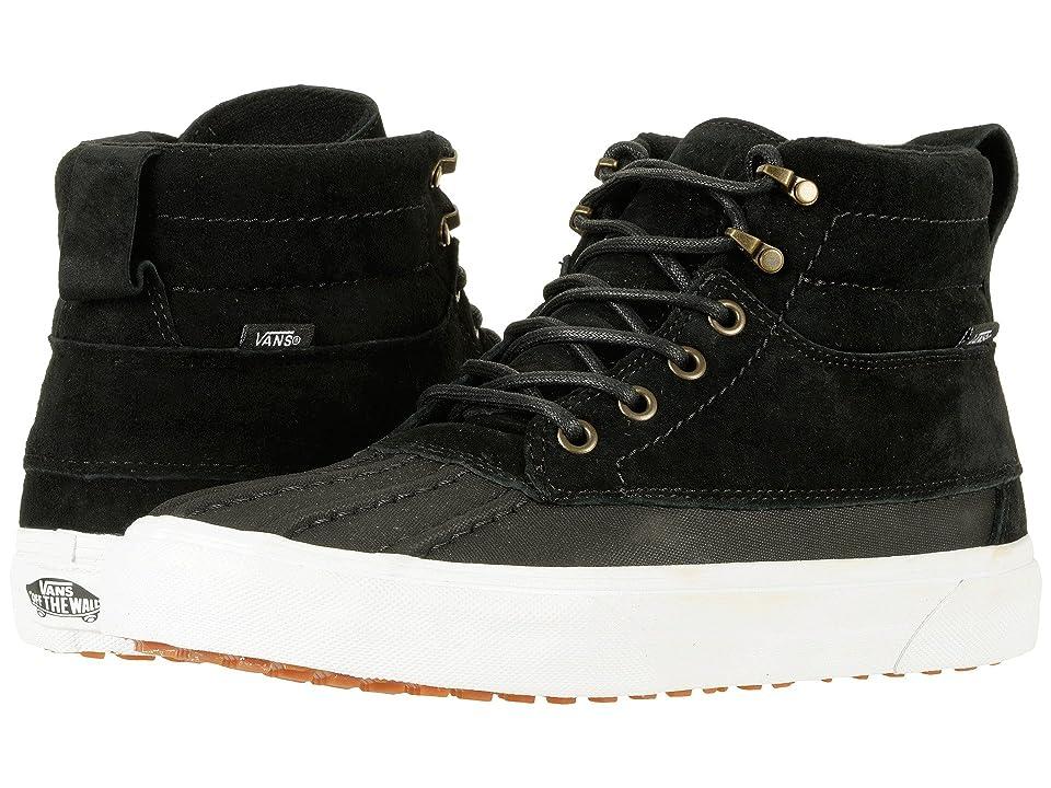 Vans SK8-Hi Del Pato MTE ((MTE) Black/True White) Skate Shoes