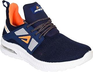 IMPAKTO Lace-Up Sport Shoe for Men Blue