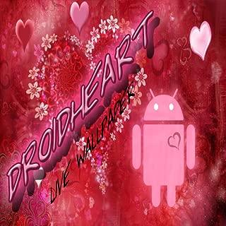 Live Wallpaper - Droid Hearts Happy Valentine's Day