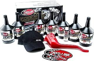 RedLine  90226 Big Twin 20w 50 Power Pack Oil Package