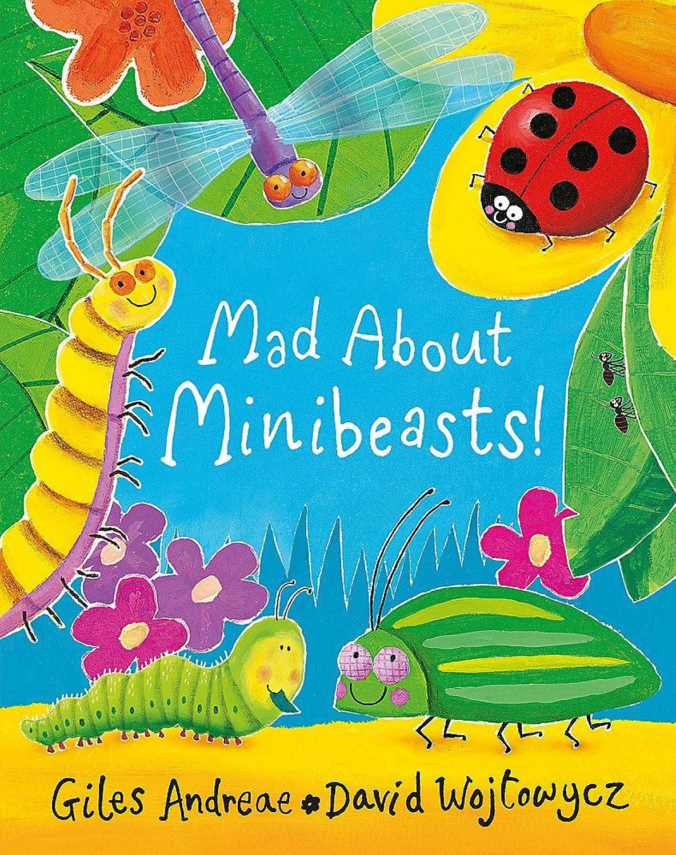 臭いラフ睡眠隣接するMad about Minibeasts!