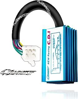 (CI2) UMPARTS 5 pins Blue Racing Performance No Rev Limit HYPER AC CDI box for TaoTao youth KIDS ATV 4 Wheeler 110cc Tao Tao ATA-110L / ATA-110-L / ATA 110 L / ATA110L