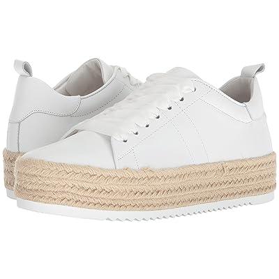 Kennel & Schmenger Hill Espadrille Sneaker (White Calf) Women