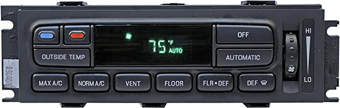 Dorman 599-030 Remanufactured Climate Control Module for Select Ford/Mercury Models