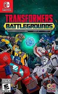 Transformers: Battlegrounds for Nintendo Switch