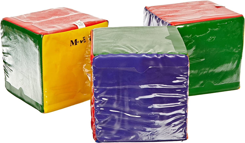 Sportime Move Cubes Pack mit Activity Guide – Set Set Set von 3 B005P3NKXG   Qualität Produkt  78e425