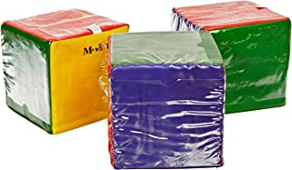 Sportime MoveCubes with BodyMoves,  Set of 3