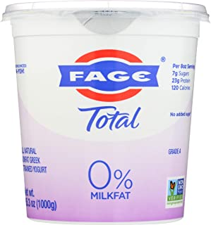 FAGE TOTAL, 0% Plain Greek Yogurt, 35.3 oz