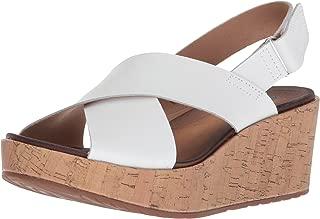 Best clarks women's stasha hale4 wedge sandal Reviews