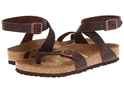 Birkenstock Yara (Habana Oiled Leather) Women