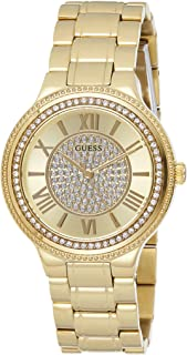 Guess Womens Analogue Quartz Watch with Stainless Steel Strap W0637L2