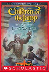 Children of the Lamp #4: Day of the Djinn Warriors Kindle Edition