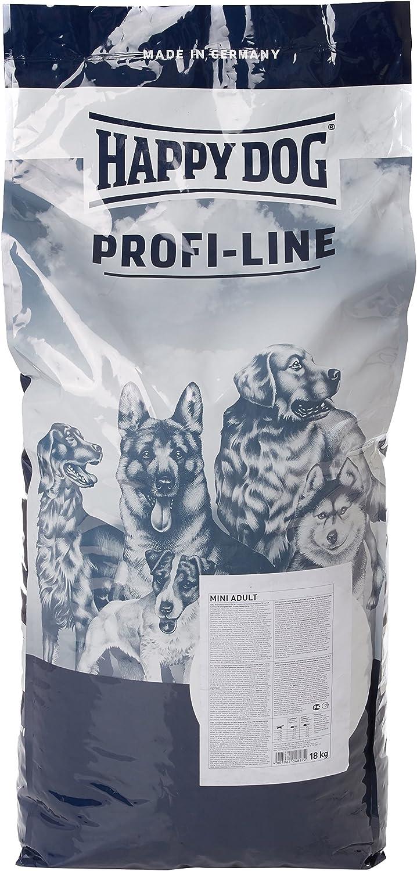 Happy Dog Alimentos Secos para Perros Profi Line Mini 18 kg