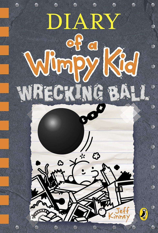 風が強い銀放置Diary of a Wimpy Kid: Wrecking Ball (Book 14) (English Edition)