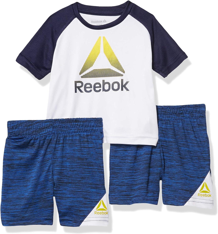 Reebok baby-boys Shorts Set