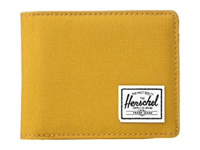 Herschel Supply Co. Hank RFID (Buckthorn Brown) Wallet Handbags