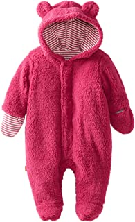 Magnificent Baby Baby-Girls Infant Hooded Bear Pram