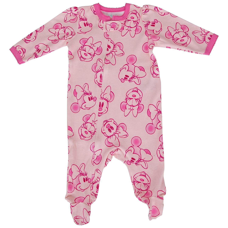 Komar Kids Baby Girl's Minnie Sleep N Play (Infant) Pink 6 to 9 Months