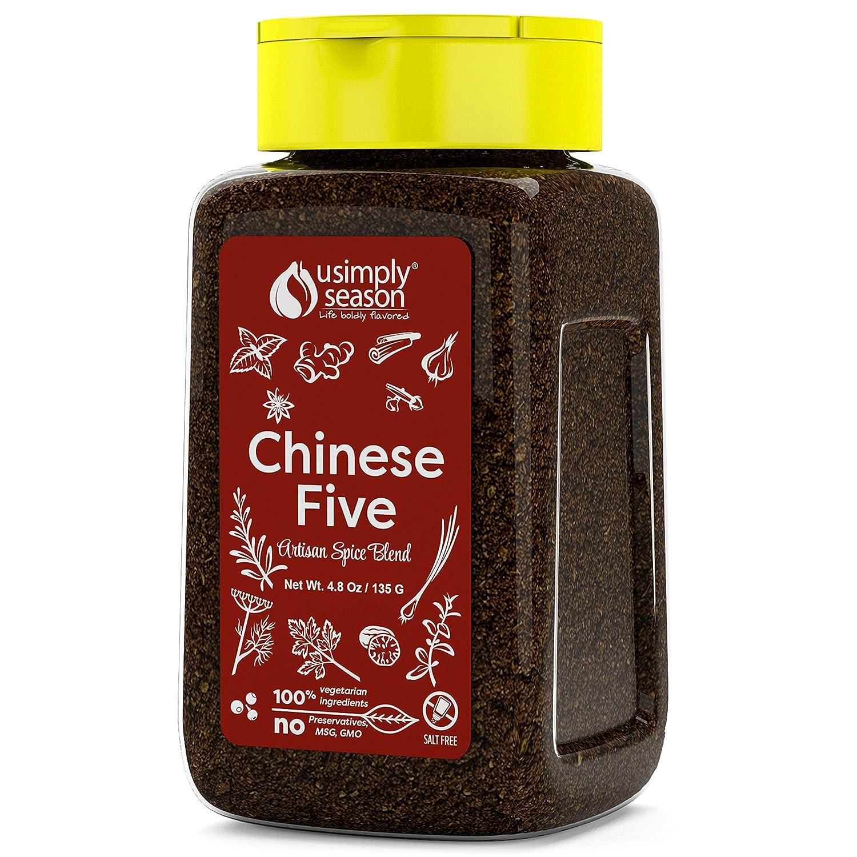 USimplySeason Asian Seasoning Chinese 4.8 oz Five Ranking TOP6 High order Spice