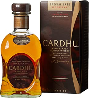 Cardhu Special Cask Reserve Single Malt Scotch Whisky 1 x 0.7 l