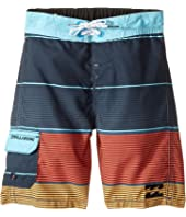 Billabong Kids - All Day OG Boardshorts (Toddler/Little Kids)
