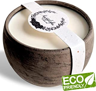 - The Growing Candle - Hate Tossing Empty Candles? Try Our Less-Waste Solution. Burn Candle. Plant Seed-Embedded Label. Grow Wildflowers! Clean Products For A Cleaner Environment. HLC-OLI-GIN